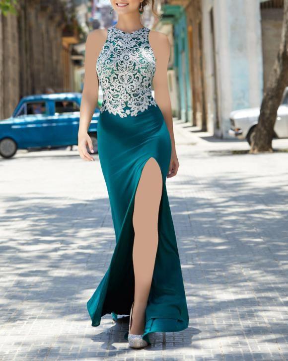 مدل های لباس مجلسی دخترانه و زنانه بلند 2020 + راهنمای انتخاب و ست کردن