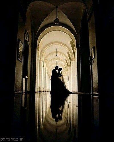 تصاویر عاشقانه زوج های جوان جدید