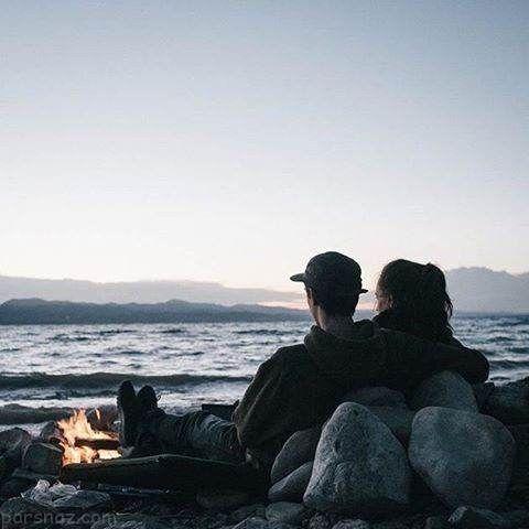 عکس های عاشقانه دونفره خفن زوج های جوان