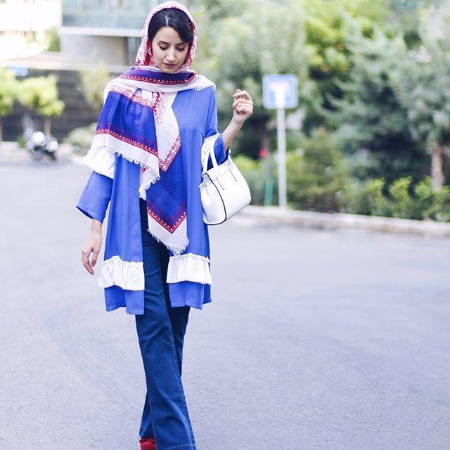 جدیدترین مدل های شال و روسری پاییزی 99 + راهنمای خرید بهترین شال و روسری