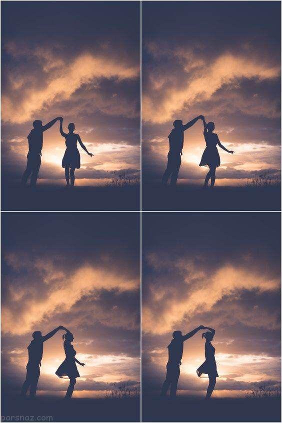 عکس های عاشقانه ناب دونفره جدید سری 2017