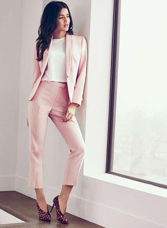بهترین مدل های کت و شلوار مجلسی زنانه رسمی 2019 |مدل لباس رسمی زنانه