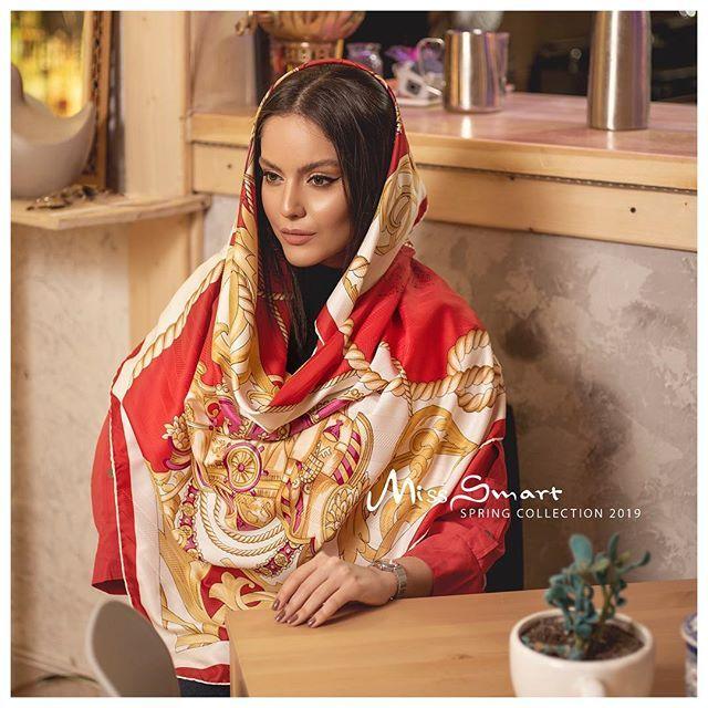 شال و روسری بهاری 1399 | بهترین مدل های شال و روسری 99 + راهنمای خرید
