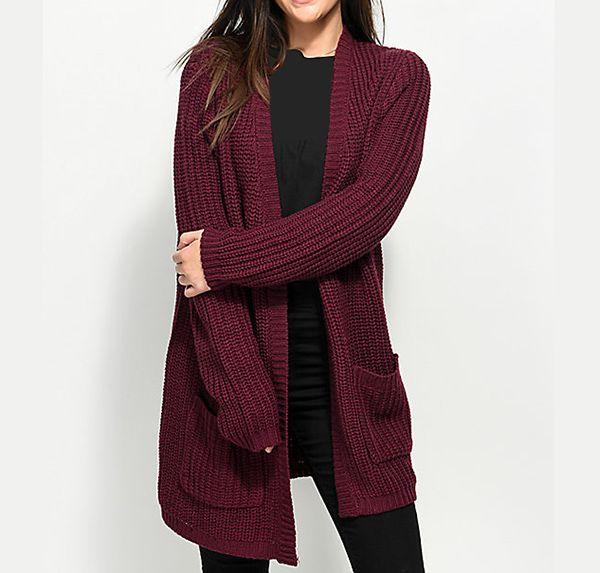 21 مدل ژاکت جلو باز زنانه و دخترانه + راهنمای خرید و ست کردن
