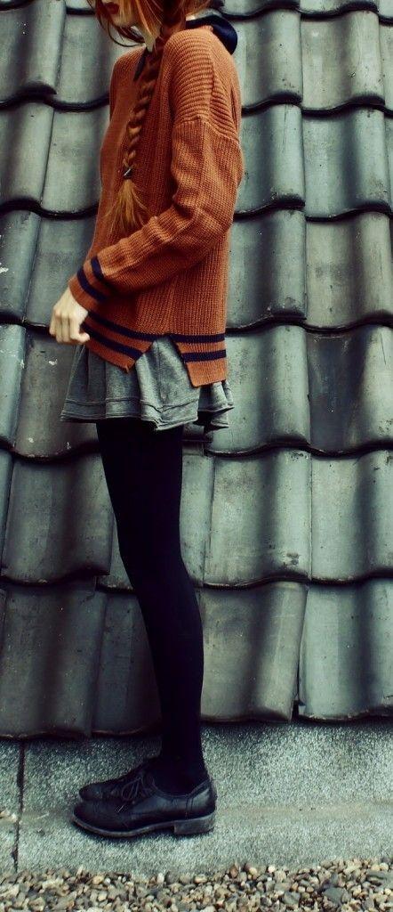 استریت استایل های پاییزی دخترانه 2019 | مدل ست لباس پاییزی زنانه