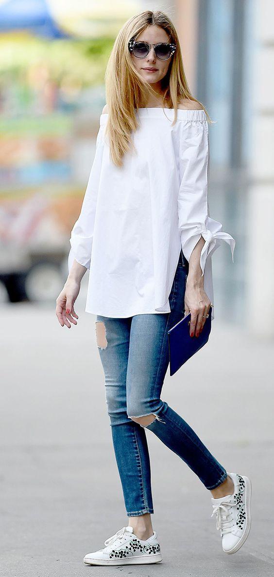 مدل های شلوار لی اسپرت دخترانه 2019 | ترندهای داغ مد روز