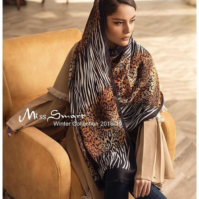 مدل شال و روسری بهاری 1399 + راهنمای خرید و ست کردن شال و روسری 99