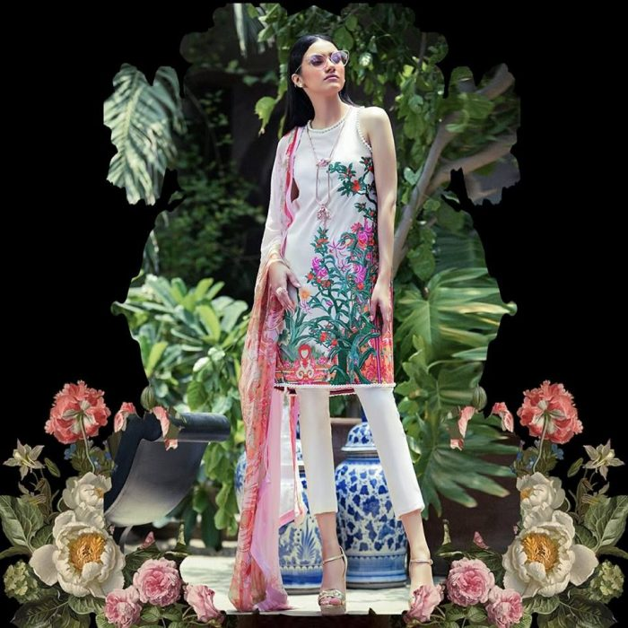 بهترین مدل های لباس گل گلی دخترانه | تمام فصول