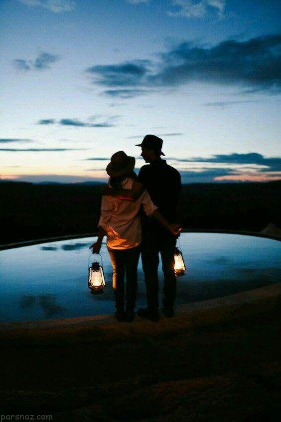 عکس های عاشقانه زیبا و جدید دونفره ماه تیر
