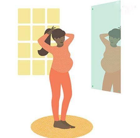 چگونه در دوران بارداری خوشتیپ باشیم؟ (راهنمای خوش پوشی در دوران بارداری)