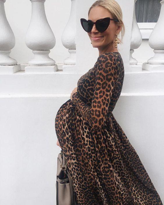 مدل لباس بارداری (21 مدل از جدیدترین لباس حاملگی + راهنمای خرید و ست کردن)