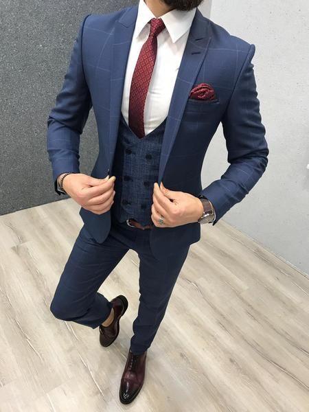 تیپ دامادی (کت و شلوار دامادی رسمی و اسپرت) + نکاتی برای بهترین بودن