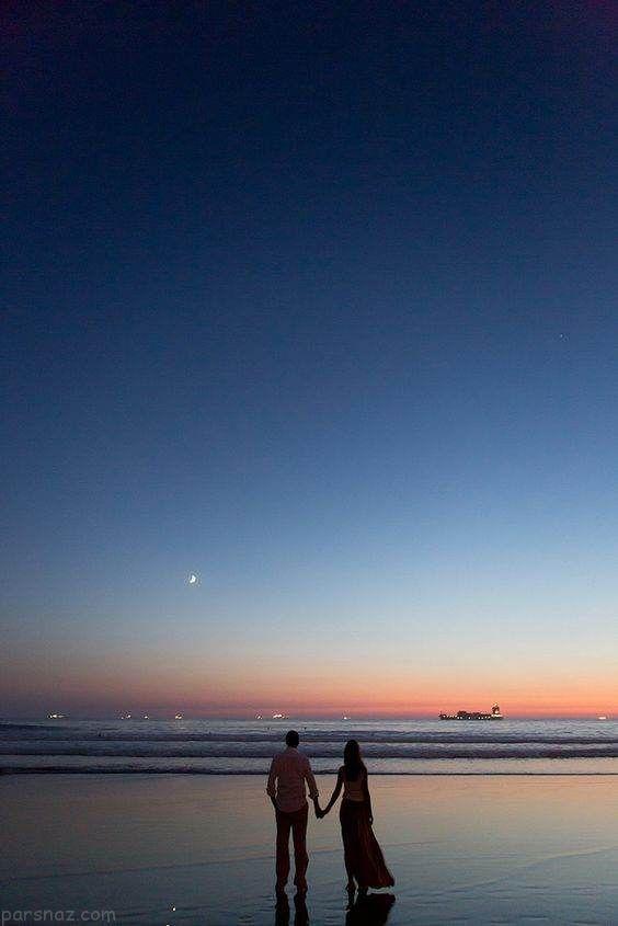 عکس های ناب عاشقانه دونفره تیر ماه