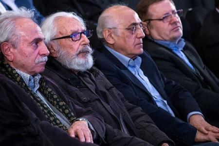 زندگینامه ایرج راد,تصاویر ایرج راد,عکس ایرج راد و مرحوم جمشید مشایخی