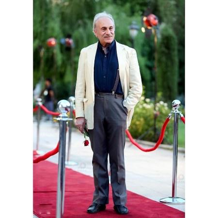 زندگینامه ایرج راد, تصاویر ایرج راد, عکس های ایرج راد در جشن حافظ