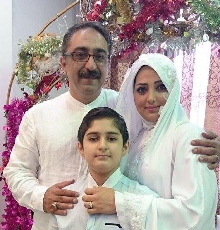 عکس های شهرام شکیبا,شهرام شکیبا و همسرش,شهرام شکیبا مجری سرشناس تلویزیون