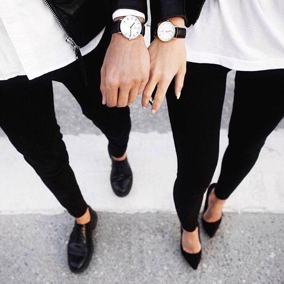 ست لباس دختر و پسر | لاکچری ترین ست های 2 نفره اسپرت در انواع رنگ های زیبا