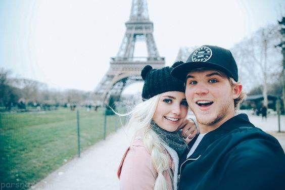 عکس های عاشقانه دونفره ناب و زیبای همسران