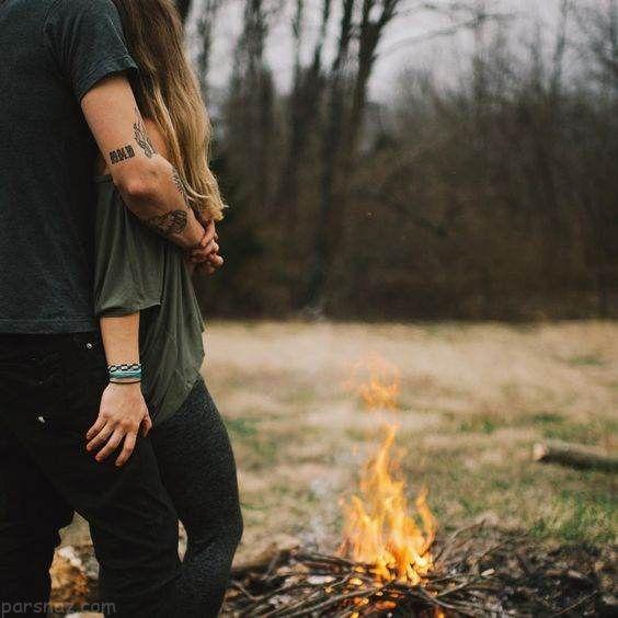 عکس های خفن عاشقانه 2019 زوج های جوان شاد 98