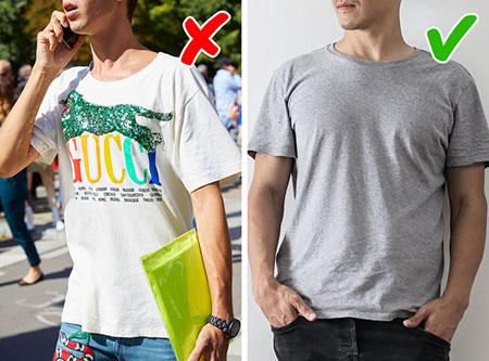 اشتباهاتی برای لباس پوشیدن مردان, مهارت های لباس پوشیدن آقایان