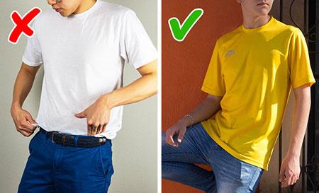 آقایان آشنایی با اشتباهات لباس پوشیدن آقایان,اشتباهات آقایان در لباس پوشیدن