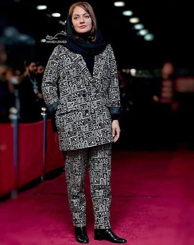 تیپ هنرمندان , استایل بازیگران ایرانی