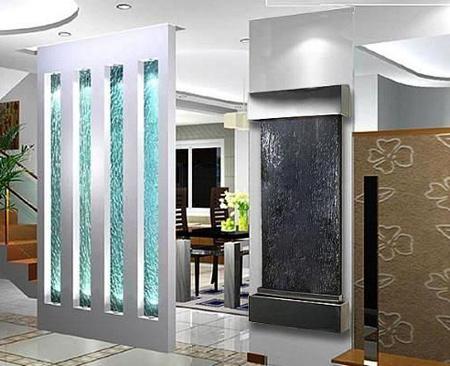 آبشارهای شیشه ای, مدل های آبشار شیشه ای
