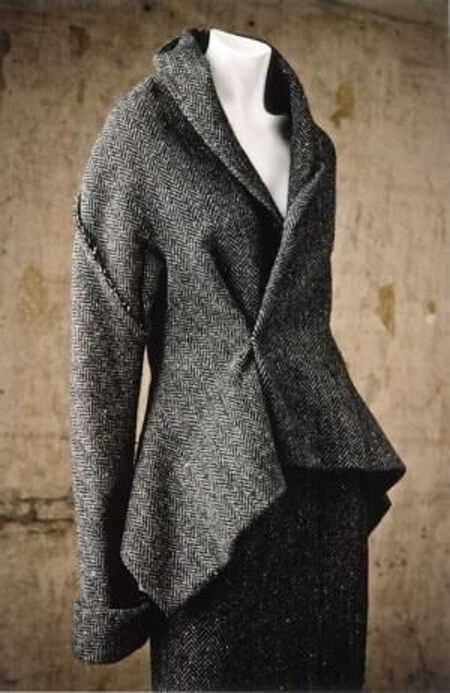 ایده برای مد وابی سابی, مدل های لباس وابی سابی