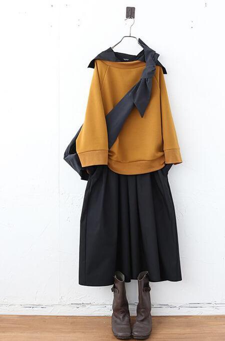 انتخاب لباس به سبک وابی سابی, ایده هایی برای لباس به سبک وابی سابی