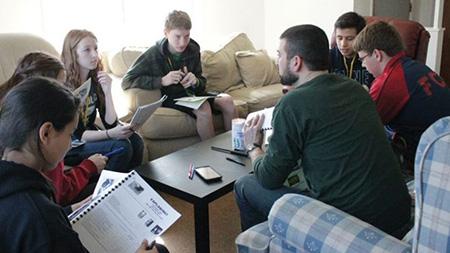 بازی های دورهمی ترسناک در خانه, بازی های دونفره, تفریحات دورهمی