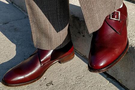 رنگ کفش با شلوار خاکستری,بهترین رنگ کفش با شلوار خاکستری