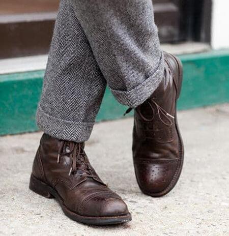 ست های مناسب با شلوار خاکستری, بهترین ست با شلوار خاکستری