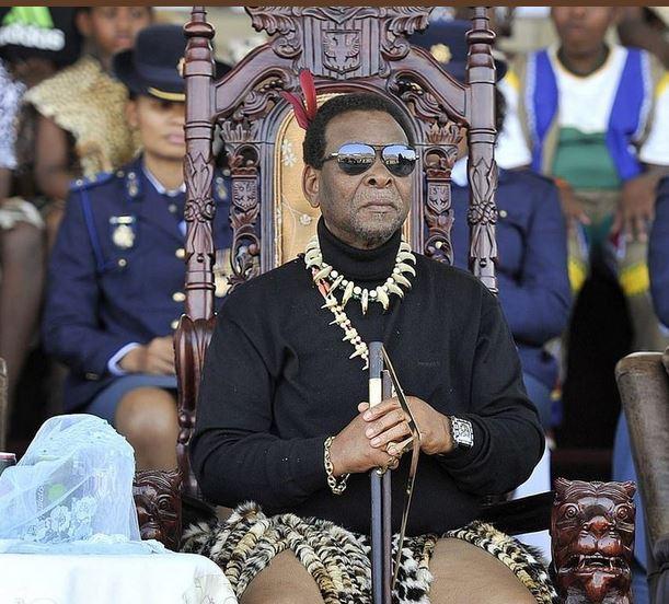 پادشاه قوم زولو ,اخبارگوناگون,خبرهای گوناگون