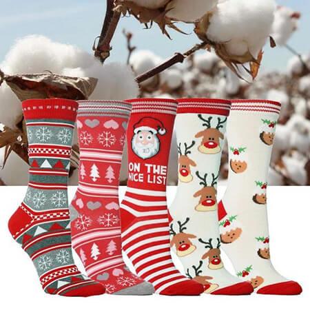 شیک ترین مدل جوراب با طرح کریسمس, جوراب با طرح های کریسمس