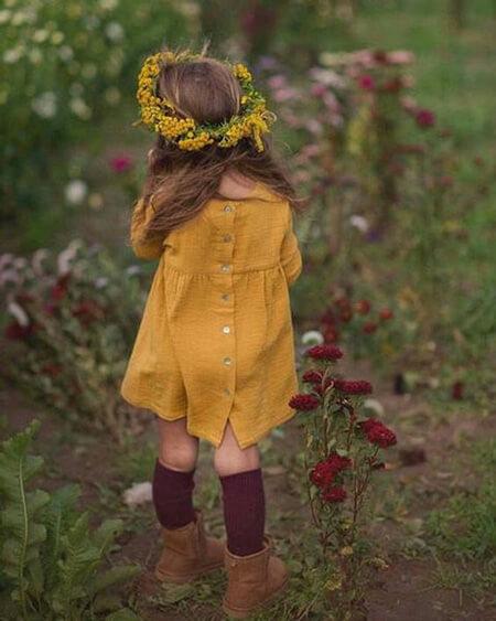 شیک ترین لباس های عید دخترانه, لباس های شیک مخصوص عید