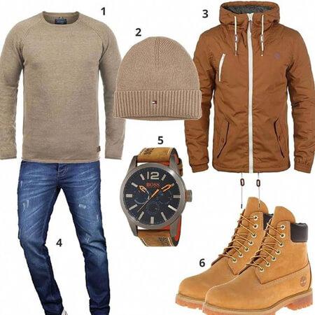 ست لباس مردانه با بوت, مدل ست های لباس مردانه با بوت