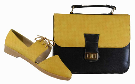 مدل های ست کیف و کفش زرد, شیک ترین مدل های کیف و کفش زرد, جدیدترین مدل های کیف و کفش زرد