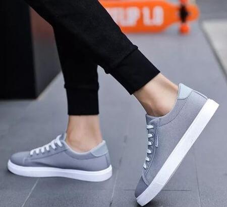 بهترین رنگ شلوار با کفش خاکستری, پیشنهاداتی برای ست کردن با کفش خاکستری