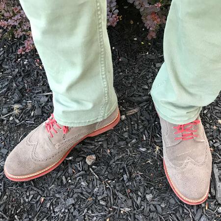 پیشنهاداتی برای ست کردن با کفش خاکستری,ست های مناسب با کفش طوسی