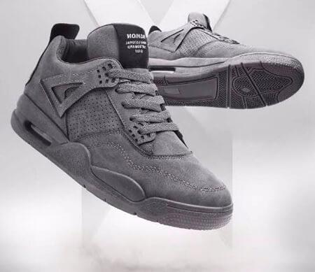 ست های مناسب با کفش طوسی,نحوه ی ست کردن با کفش خاکستری