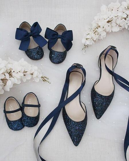 مدل های ست کفش مادر دختری, شیک ترین مدل ست کفش مادر دختری