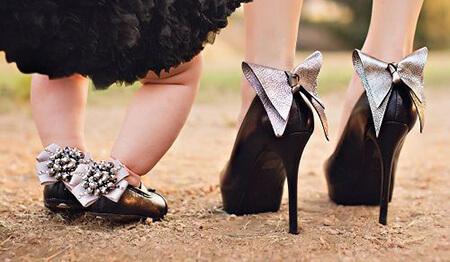 ست کفش اسپرت مادر و دختر, کفش های اسپرت مادر دختری
