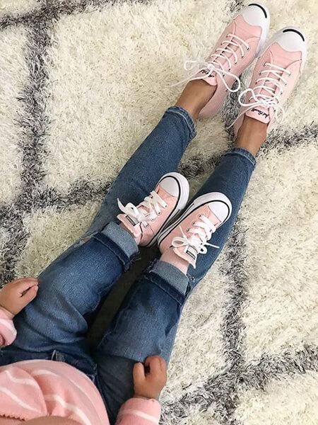 مدل ست های کفش مادر دختری, مدل های ست کفش مادر دختری