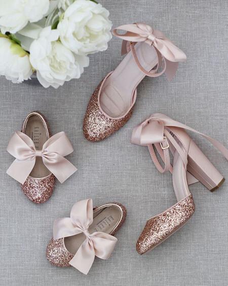 ست کفش مادر دختری, مدل ست های کفش مادر دختری