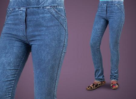 مدل شلوارهای لگ, شلوار لگ زنانه
