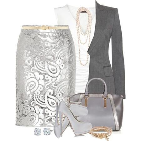 ست های مناسب با رنگ طوسی, ست های مناسب با رنگ خاکستری, جدیدترین ست های رنگ خاکستری