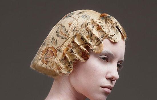 عجیبترین مدل موی زنانه,اخبارگوناگون,خبرهای گوناگون