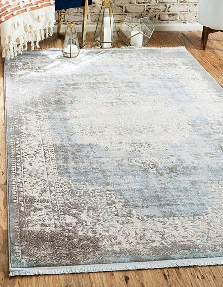 فرش های مدل کهنه کاری,فرش پتینه
