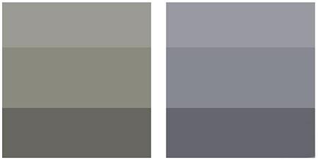 همه چیز درباره ی رنگ طوسی, شناخت رنگ طوسی و خاکستری