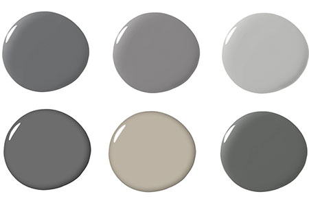 تفاوت رنگ خاکستری و طوسی, فرق رنگ خاکستری و طوسی